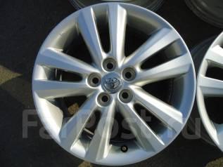 Toyota. 6.0x16, 5x100.00, ET45