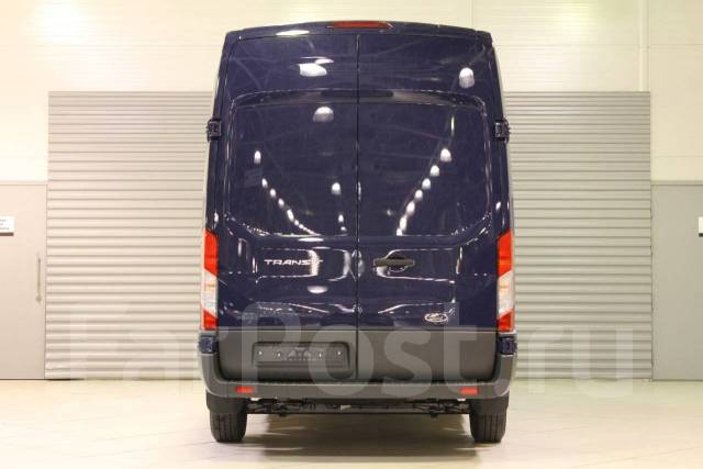 Ford Transit Van. цельнометалический 310M BAS 2.2TD125 T4 M6 FWD, 2 200куб. см., 3 000кг., 4x2