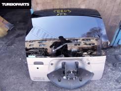 Дверь багажника. Toyota Cami, J102E, J100E Daihatsu Terios, J102G, J100G Двигатели: HCEJ, K3VET