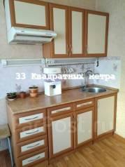 Комната, улица Окатовая 10. Чуркин, агентство, 12 кв.м. Кухня