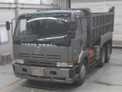 Nissan Diesel UD. Nissan UD самосвал, 16 990 куб. см., 13 000 кг. Под заказ