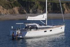 Роскошная круизная парусная яхта Beneteau Sense 57. Длина 17,78м., Год: 2017 год. Под заказ