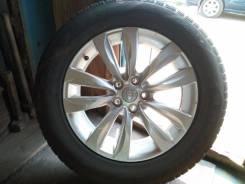Комплект колес на литье. x18