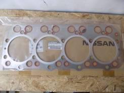 Прокладка головки блока цилиндров. Nissan Condor, FH40, SQH40, SH40, SGH40, FGH40 Nissan Atlas, SQH40, FGH40, SGH40, SH40, FH40 Nissan Civilian, FGW40...