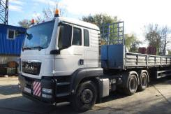 MAN TGS. 33.440 6X4 BLS-WW, 14 231 куб. см., 15 000 кг.