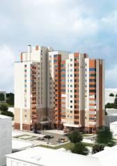 2-комнатная, улица Флегонтова 10. Индустриальный, агентство, 64 кв.м.
