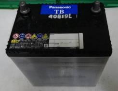 Panasonic. 40 А.ч., левое крепление, производство Япония