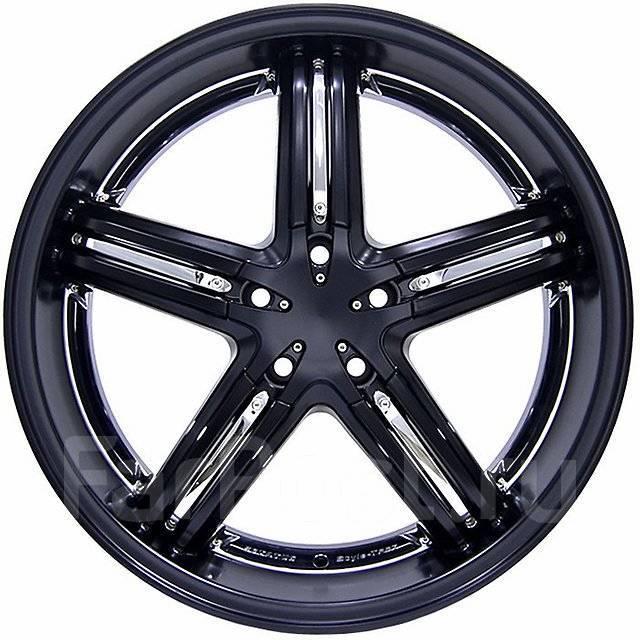 Sakura Wheels Z490. 7.5x18, 5x105.00, ET38, ЦО 73,1мм.