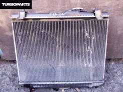 Радиатор охлаждения двигателя. Daihatsu Terios, J100G Toyota Cami, J100E Двигатель HCEJ