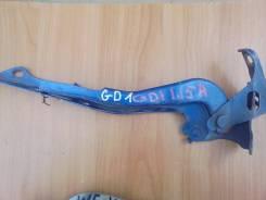 Крепление капота. Honda Fit, GD1 Двигатель L13A