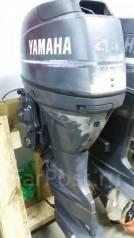 Yamaha. 40,00л.с., 4-тактный, бензиновый, Год: 2002 год