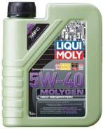 Liqui moly. Вязкость 5W-40, синтетическое