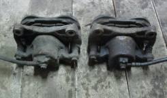 Суппорт тормозной. Nissan Teana, J32R, J32