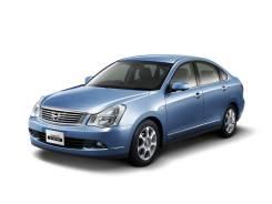 Nissan Bluebird Sylphy. G11