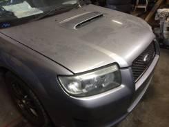 Капот. Subaru Forester, SG5, SG9, SG9L