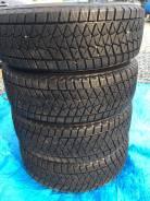 Bridgestone Blizzak DM-V2. Зимние, без шипов, 2015 год, износ: 5%, 4 шт