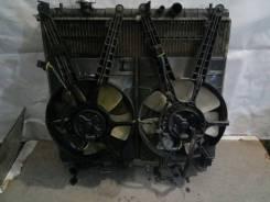 Радиатор охлаждения двигателя. Mazda Bongo Friendee, SGLR