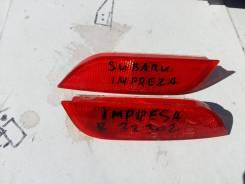 Катафот. Subaru Impreza, GH2 Двигатели: EL15, EJ154