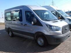 Ford Transit Van. Грузопассажирский Ford Transit, 2 198 куб. см., 8 мест