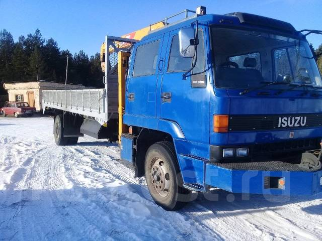 Isuzu Forward. Продам , 12 000 куб. см., 3 000 кг., 11 м.