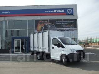 ГАЗ Газель Next. ГАЗель NEXT хлебный фургон, 2 700 куб. см., 1 500 кг.