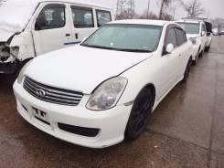 Повторитель поворота в бампер. Nissan Skyline, HV35, NV35, PV35, V35 Двигатели: VQ30DD, VQ35DE, VQ25DD