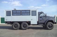 Урал 32551. Автобус вахтовый УРАЛ 32551-5013-71, 6 650 куб. см.