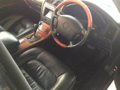 Интерьер. Toyota Celsior, UCF20, UCF21