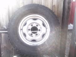Колеса 235/75R15 Matador Bogatyr. 6.5x15 6x139.70 ET38 ЦО 110,1мм.