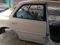 Дверь боковая. Toyota Cresta, JZX100