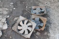 Вентилятор охлаждения радиатора. Лада 2109