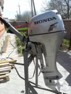 Honda. 4х тактный, бензин, нога L (508 мм), Год: 2009 год