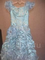 Платья. Рост: 134-140, 140-146 см