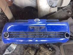 Бампер. Nissan Note, E11