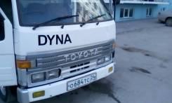Toyota Dyna. Toyota dyna категория В (Цена до пятницы), 2 400 куб. см., 1 500 кг.