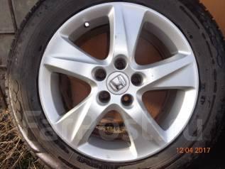 """Колеса шины на литых дисках на 17. 7.5x17"""" 5x114.30 ET55 ЦО 64,1мм."""