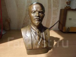 Бюст В. И. Ленина бронза. Оригинал