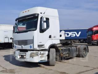 Renault Premium. Седельный тягач 440.19T 2011 г/в, 10 837 куб. см., 19 000 кг.