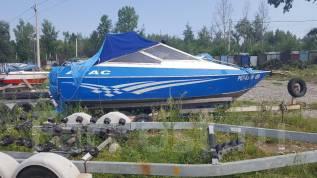 Yamaha. Год: 2006 год, длина 5,60м., двигатель подвесной, 150,00л.с., бензин