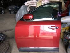 Зеркало заднего вида боковое. Nissan Pathfinder, R52