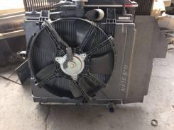 Радиатор охлаждения двигателя. Nissan Note, E11