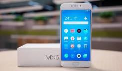 Meizu MX6. Новый, 32 Гб, Золотой, Розовый, Черный, 4G LTE. Под заказ