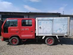 Nissan Atlas. Продам двухкабинный грузовик , 2 700 куб. см., 1 500 кг.