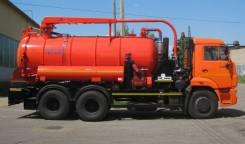 Коммаш КО-530-01. Продаётся илососная машина КО 530-01, 11 762 куб. см. Под заказ
