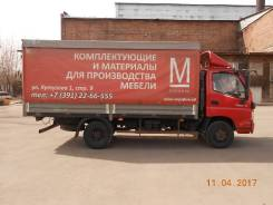 Foton Ollin BJ1069. Продам грузовик , 3 760 куб. см., 3 500 кг.