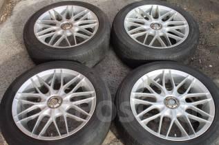 Bridgestone Erglanz. 7.0x17, 5x100.00, 5x114.30, ET49, ЦО 73,0мм.