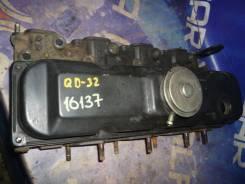 Головка блока цилиндров Nissan Caravan VWMGE24 QD32