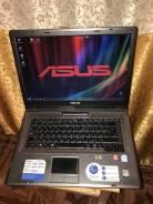 "Asus X51R. 15.4"", 2,0ГГц, ОЗУ 2048 Мб, диск 80 Гб, WiFi, аккумулятор на 1 ч."