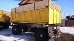 МАЗ. Прицеп , 25 000 кг.