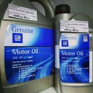 General motors. Вязкость 5W-30, синтетическое
